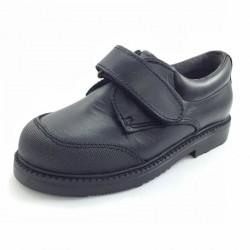 Zapato Colegio con Velcro y Puntera - Dardos
