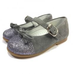 Mercedita Serraje y Glitter - Pachocle