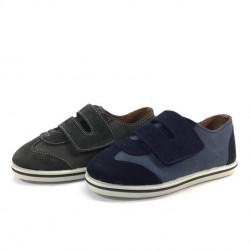 Zapato Blucher Velcro - Chuches