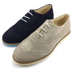 Zapato Blucher Serraje - Gux's