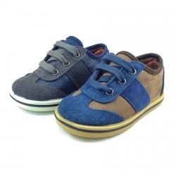 Zapato Blucher Cordones